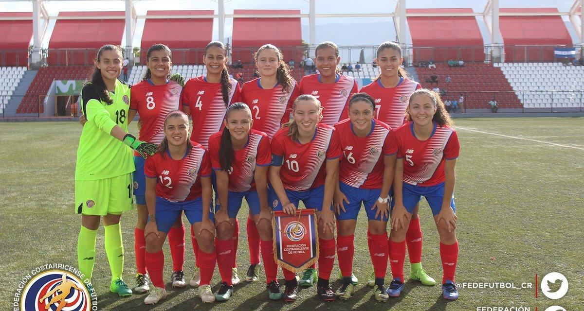 ¡Clasificadas al premundial de la CONCACAF!