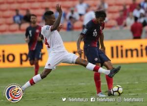 Bryan Ruiz CRC vs CAN Copa Oro 11 julio 2017