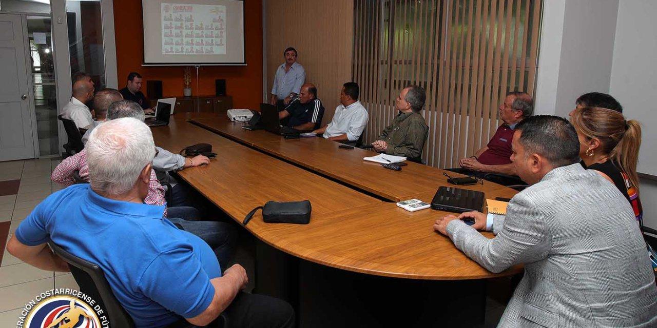 Ramírez se reúne con el Ejecutivo y comisiones
