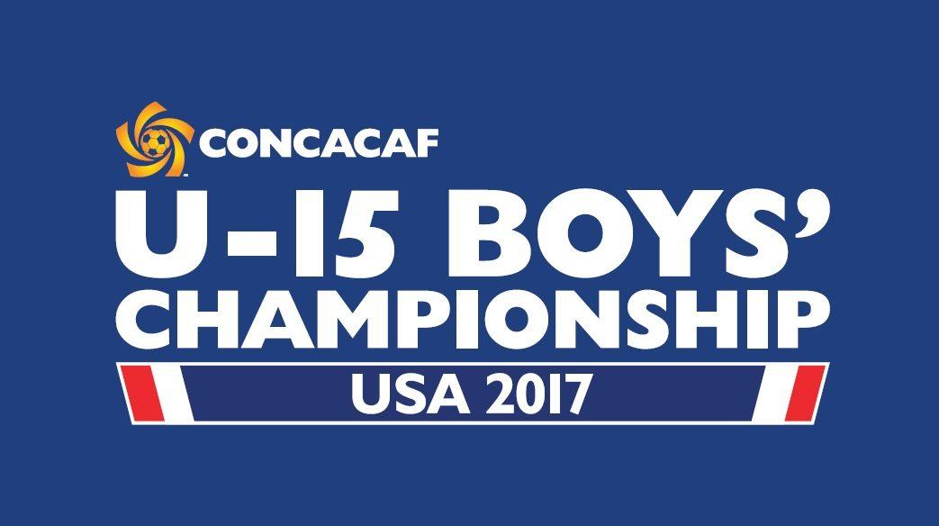 Tres réferis ticos en torneo sub 15 de CONCACAF