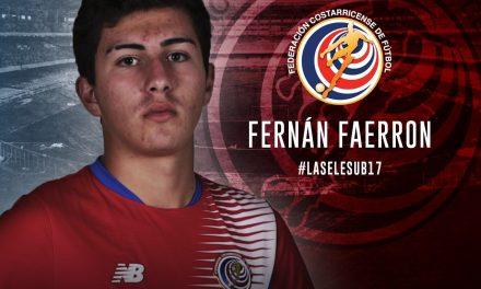 ¿Quién es Fernán Faerron?