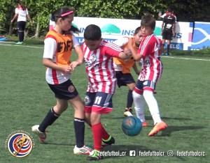 Nicole Ferreto Brenes, Escuela de Fútbol FEDEFUTBOL (2)