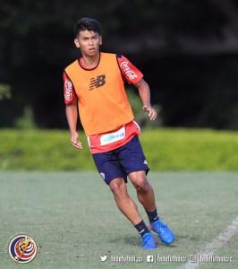 Ronnier Bustamante JUgador Sele Sub 17 (2)