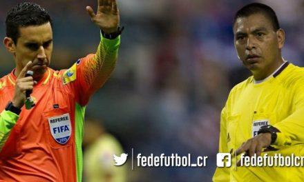 Ramos y López nos pitarán en cierre de Hexagonal