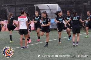 Entrenamiento Selección sub 17 Femenina octubre 2017 (2)