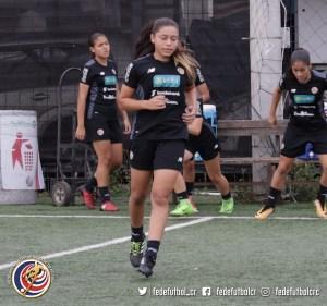 Gipzy Prieto Jugadora Sele Sub 17 Femenina (3)