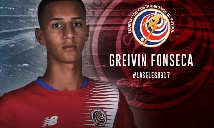 ¿Quién es Greivin Fonseca?