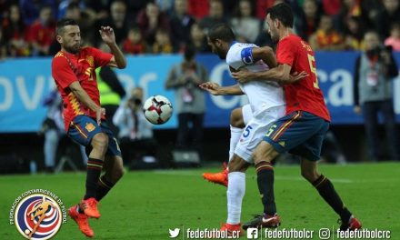 La Sele cae ante España en primer amistoso europeo