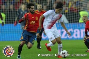Costa Rica vs España 2