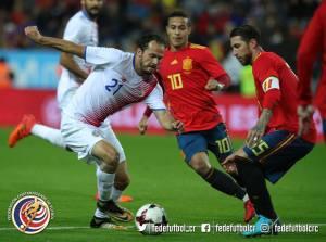 Costa Rica vs España