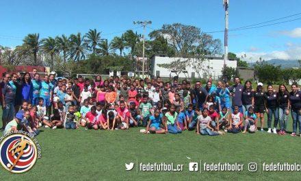 FEDEFUTBOL cumplió con tradicional fiesta de niños