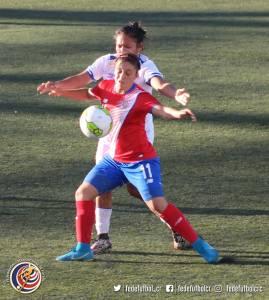 Priscila Chinchilla CRC vs El Salvador Juegos Centroamericanos 2017