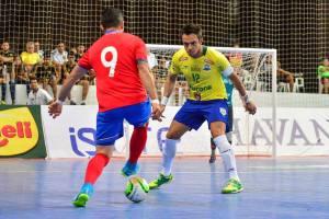 Costa Rica vs Barsil futsal 2