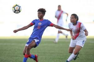 Femenina vs Haití 3