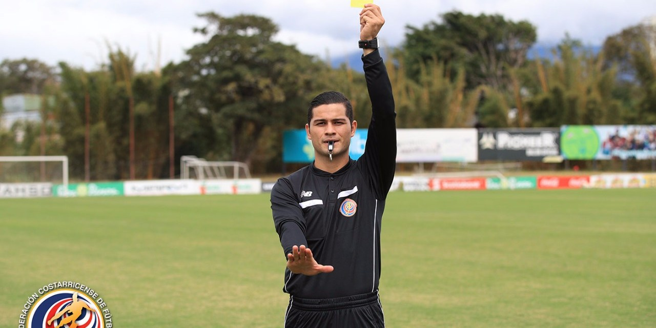 Herrera impartirá justicia en el clásico del buen fútbol