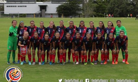 Juvenil femenina gana primer amistoso ante Jamaica