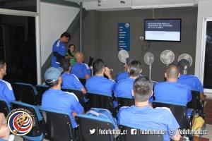 Actualización licencias porteros 2