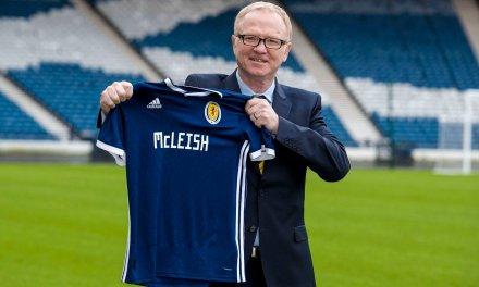 Escocia estrenará D.T. ante La Sele