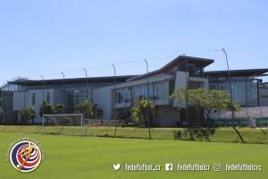 Complejo Deportivo Fedefútbol-Plycem 5