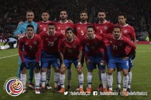 Posada de equipo CRC vs Escocia 23 de marzo 2018