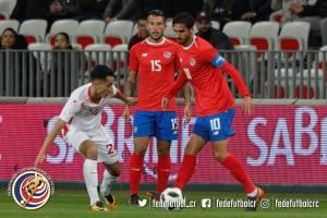 Sele vs Túnez 1