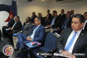 Curso Comisarios de CONCACAF abril 2018 (2)
