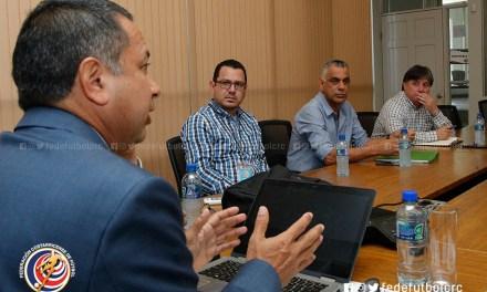 Federación promueve mejoras para el fútbol nacional