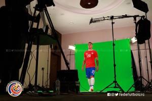 David Guzman sesión de video con FIFA 13 junio 2018