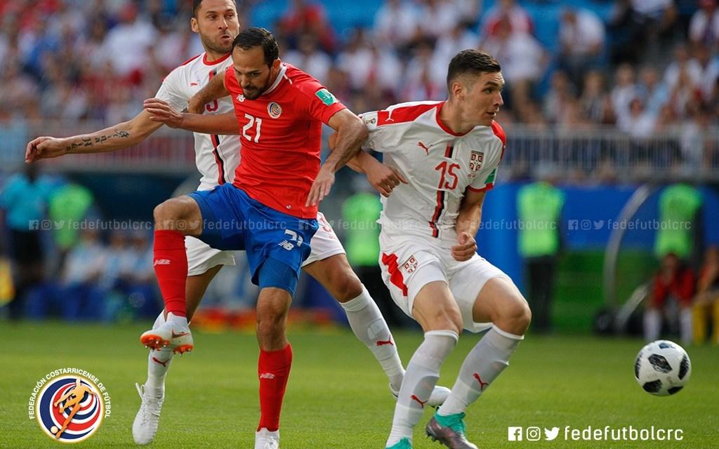 Duro debut ante Serbia
