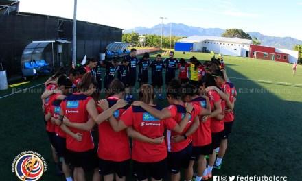 Ticas viajaron a Chile para disputar amistosos