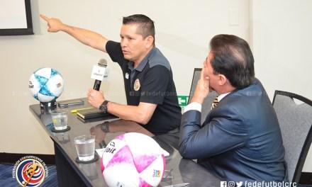 Arbitraje expuso a la prensa actualizaciones de las reglas