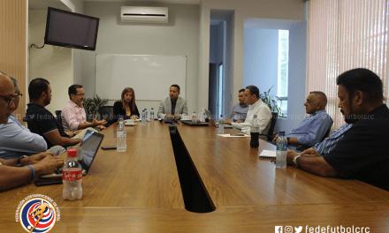 Ya trabaja la Comisión de Restructuración del Fútbol