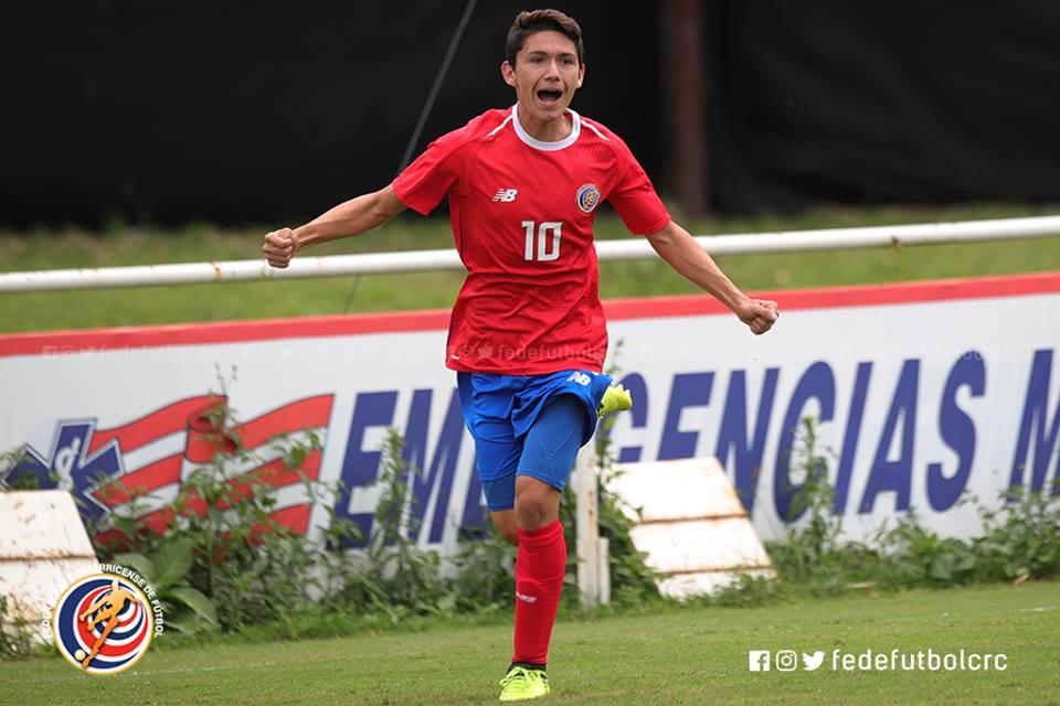 Infantil logra primera victoria ante México