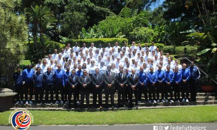 FIFA capacita a instructores arbitrales en Costa Rica