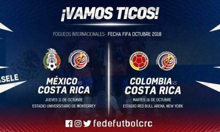 México y Colombia, próximos rivales de La Sele