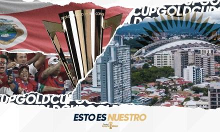 Costa Rica abrirá la Copa Oro en casa