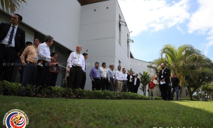 FEDEFUTBOL inspira a federaciones del área