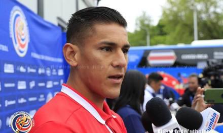 Oscar Duarte lesionado