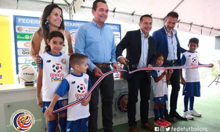 FEDEFUTBOL sigue cumpliendo sueños en Alajuelita