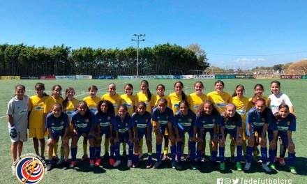 30 niñas se acercan a la Selección Sub 15