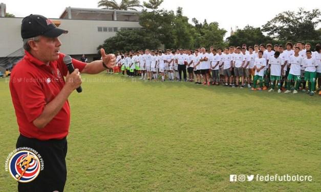Luis Roberto Sibaja nuevo Coordinador de selecciones menores