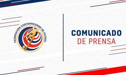 FEDEFUTBOL recluta candidatos a entrenadores de selecciones menores