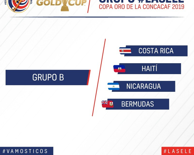 ¡Abrimos ante Nicaragua la Copa Oro!