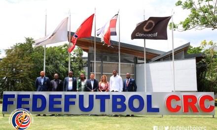 Federación de Guinea toma de ejemplo a la FEDEFUTBOL