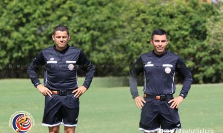 Adrián Chinchilla y Erick Sánchez los referís con más participaciones