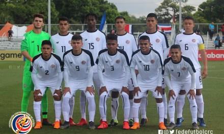 Costa Rica debuta con empate en Premundial Sub 17