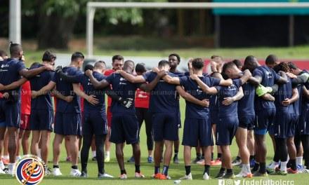 La Sele ya palpita la Copa Oro