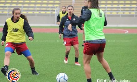 Femenina ya está en Lima
