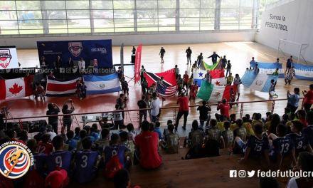 Se inauguró la Liga de Campeones sub 13 de la CONCACAF