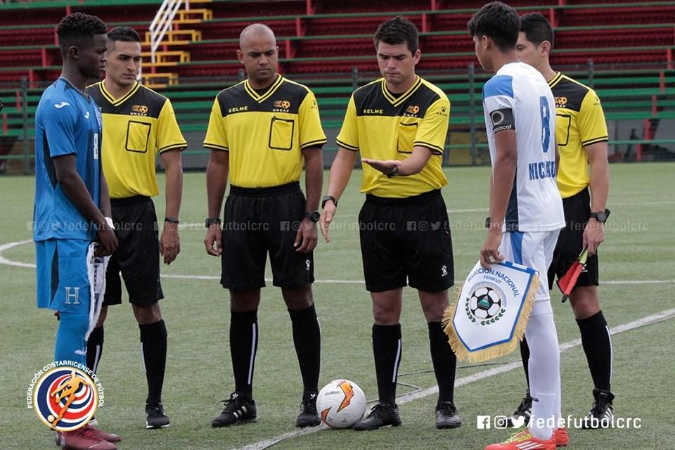 UNCAF arrancó el Torneo sub 18 que se realiza en Costa Rica